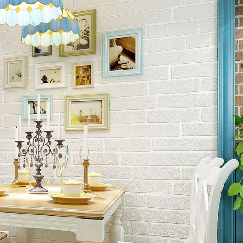 nueva de ladrillo moderno etiqueta de la pared m m wallpaper wallstick de