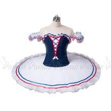 Flammen Von Paris Kostüm Weiß Ballett Tutu Professionelle Ballett Tutu BT636 Colombina Kostüm Wettbewerb Nach Maß Tutu Outfits