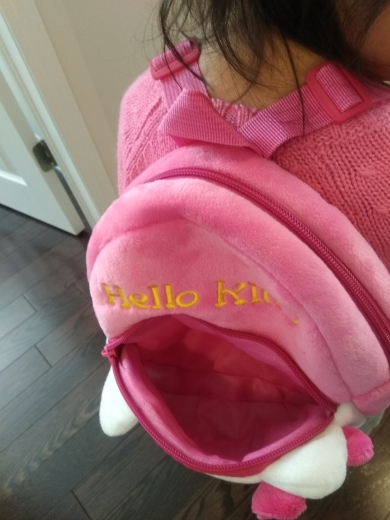 High Quality Children School Bag Plush Cartoon Toy Baby Backpack Boy Gril School Bags Gift For Kids Backpacks mochila escolar photo review