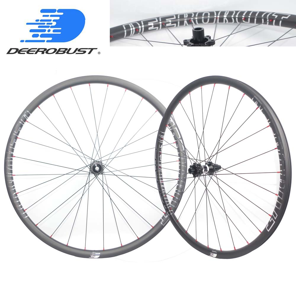 1338g 29er carbone BOOST roues 30mmm tubeless droit tirer micro spline 29in vtt XC roues 110mm 148mm 15X110 12X148 11 s 12 s