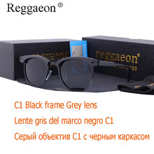 reggaeon retro brands sports top Quality fashion Men Women hot rayeds sunglasses Polarizer sunglasses Jacket UV400 sunglasses