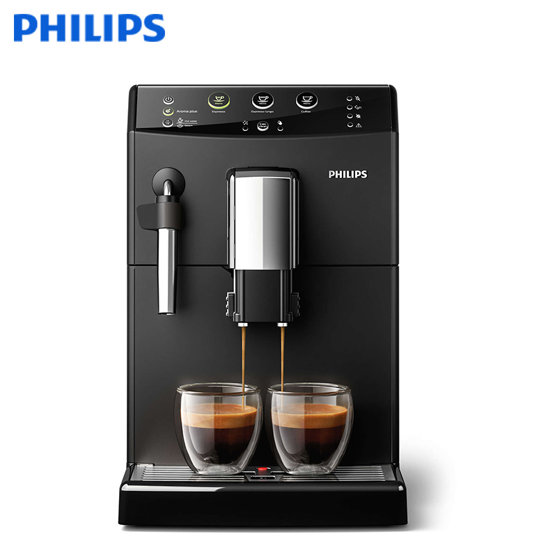 лучшая цена Coffee Maker Philips HD8827/09 coffee machine coffee makers zipper espresso Automatic HD 8827 grain