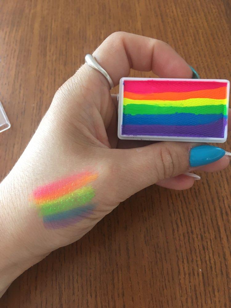Pintura de corpo maquiagem pigmento pintura