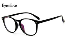 ФОТО eyesilove classic finished myopia glasses nearsighted glasses fashion acetate short-sight eyeglasses lenses from -0.50 to -8.00