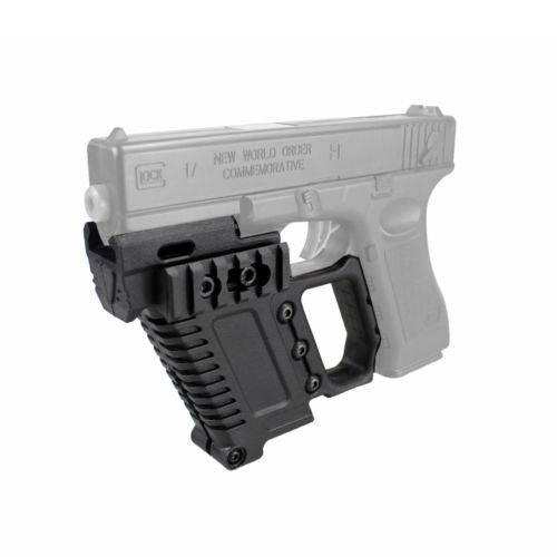 Tactical Pistol Carbine Kit Quick Reload Holster For Glock 17 18 19 Series Hunting Airsoft Gear