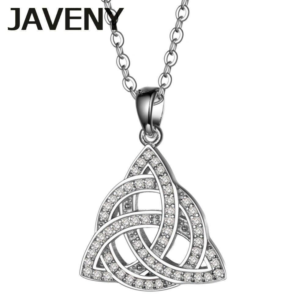 925 Sterling Silver Fine Jewelry Cubic Zirconia Irish