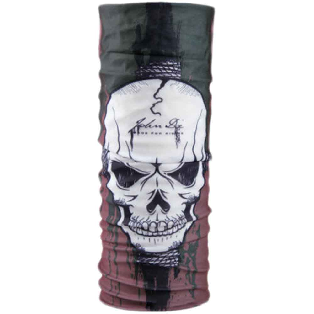 New Skull Series Sport Bicycle Motorcycle Variety Turban Magic Headband Veil Multi Head Scarf Scarves Face Mask Wrap 9 Colors
