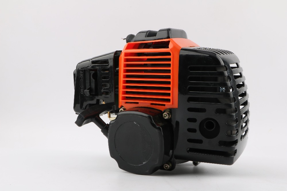 2 Stroke Engine Motor for 47cc 49cc 50cc Mini Pocket Bike Gas G-Scooter ATV Quad Bicycle Dirt Pit Bikes Accessories Motorcycle
