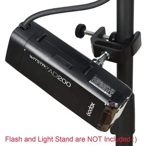 Image 5 - Godox EC200 200W Extension Flash Head for Godox AD200 Flashpoint EVOLV 200 Pocket Flash, 2M Long Extend Cable, Works with AD200