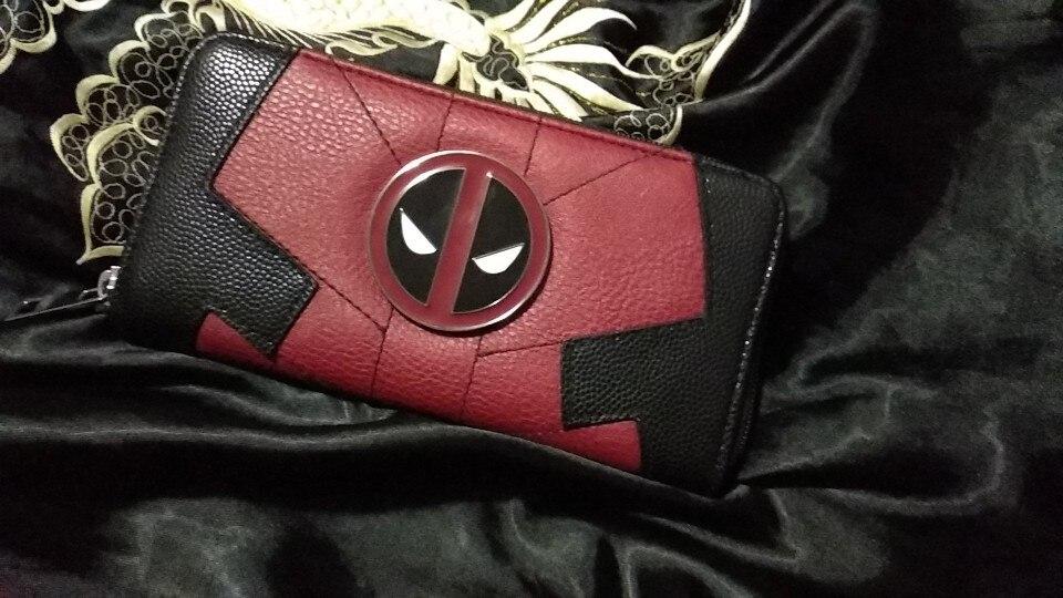 Deadpool Juniors Suit Up Zip Around Wallet Women Purse DFT-1991 photo review