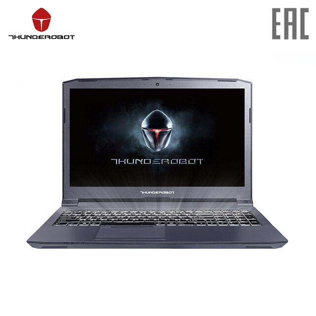 """Ноутбук игровой Thunderobot 911SE E5aR 15.6 """"/i7-7700HQ/8 ГБ/1 ТБ + 128 ГБ/GTX1050/noODD/DOS/Черный (JT009T00S)"""