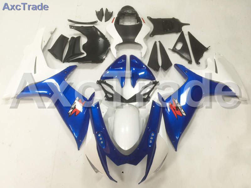 Motorcycle Fairings For Suzuki GSXR GSX-R 600 750 GSXR600 GSXR750 2011-2014 11 - 14 K11 ABS Plastic Injection Fairing Bodywork new motorcycle ram air intake tube duct for suzuki gsxr600 gsxr750 k11 2011 2012 abs plastic black