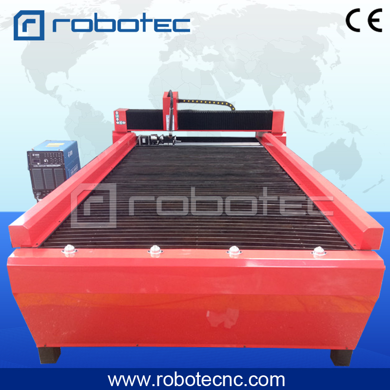 Robotec Cnc Plasma Cutting Machine Plasma Cutter 1325 1530 Cnc Metal Cutter With Start Fire Controller