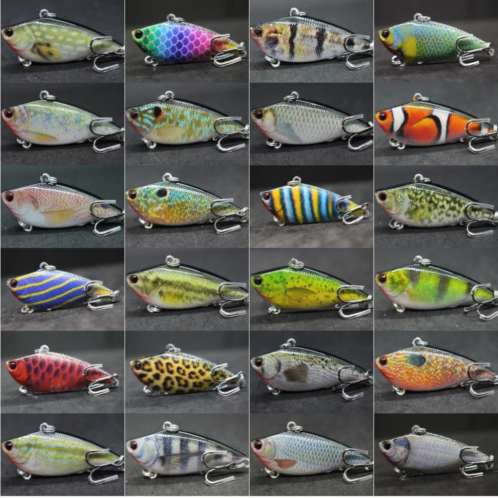 17 wLure Life Like Pattern Fishing Lure with Upgraded Treble Hooks 5