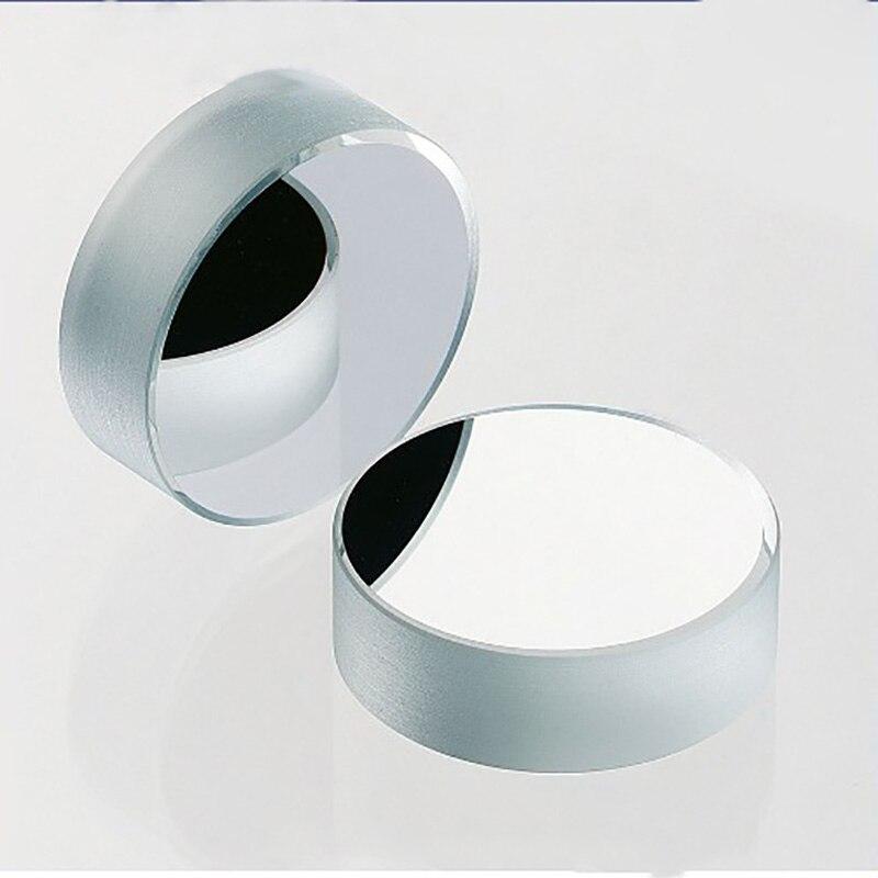 Optique En Verre Métal Miroir/En Aluminium plat réflecteur Réflectivité:> 99.5% D12.7mm T5mm