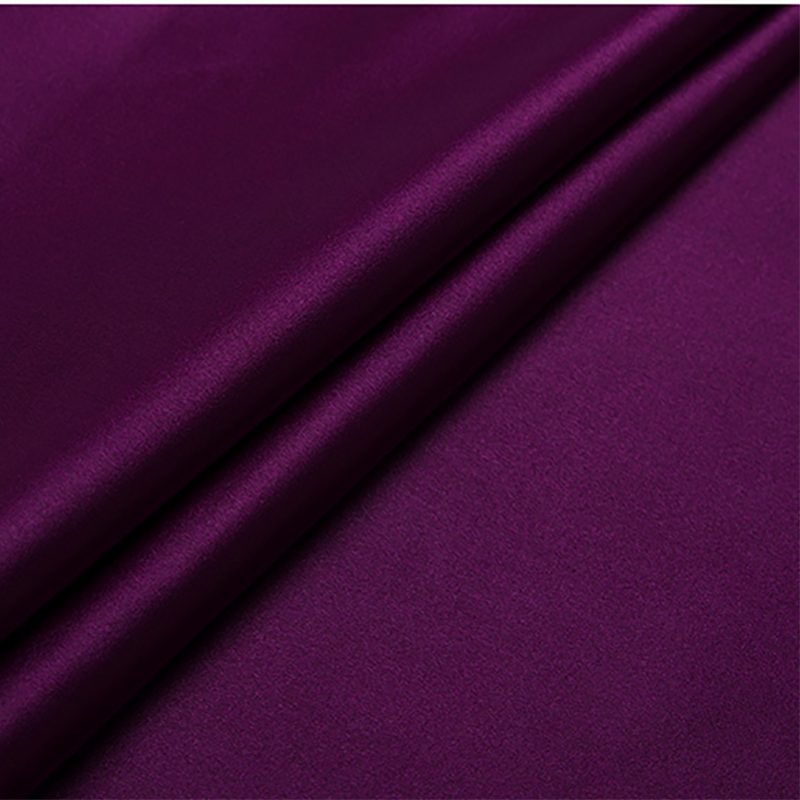 new arrival brocade yarn dyed purple color fabric for patchwork felt tissue telas dress bed sheet children cloth 100x75cm