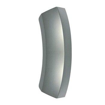 Reemplazo de la manija de la puerta de plata de secadora para Bosch WTE863E1SN