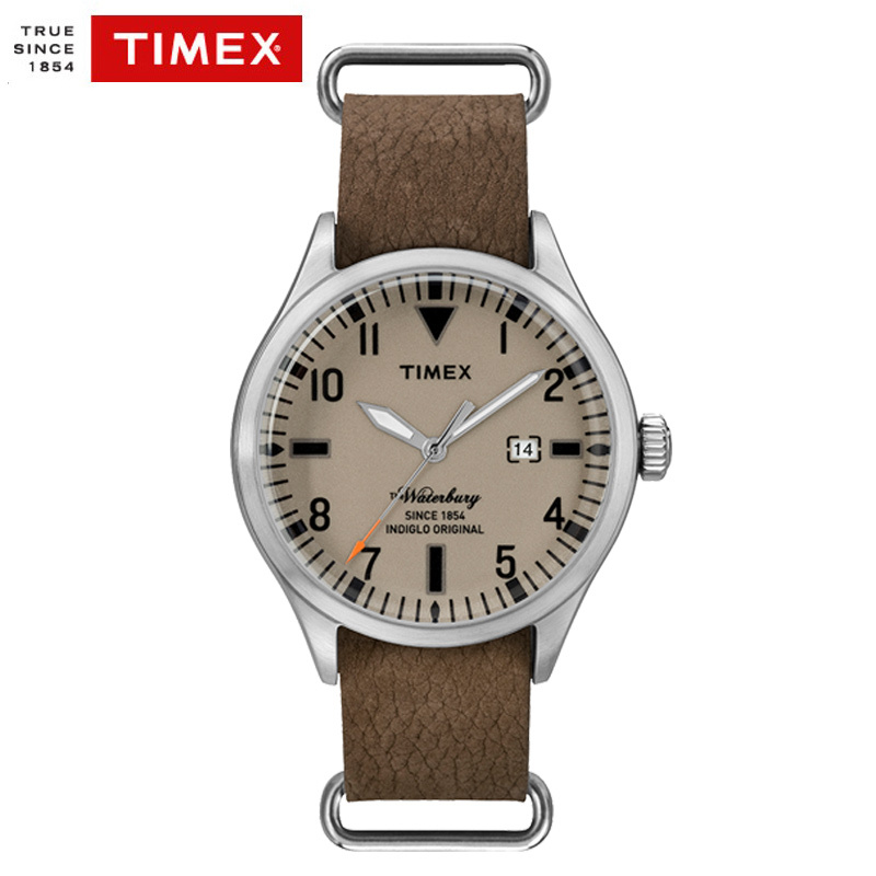 Timex  Men's Watch Classic Series TW2P646 Casual  Date INDIGLO Back Light Waterproof Men Watches