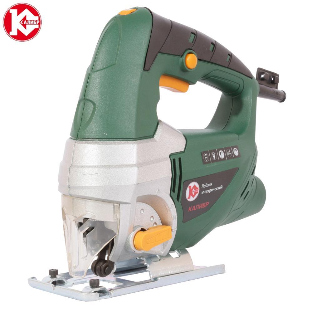 купить Kalibr LEM-600E Electric jig saw / woodworking cutting machine / small saw по цене 2160 рублей
