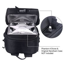 Smatree SmaPac DP3000 Backpack Shoulder Carry Case Hard Shell Box for DJI Phantom 4/4 Pro/4 Pro Plus Quadcopter Drones