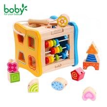 Детские игрушки для детей деревянные классические деревянные многоформенные сортировочные блоки для детей подарок juguetes brinquedos