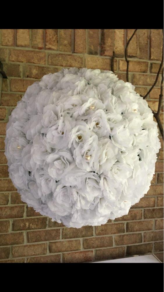 Flores secas artificiais Plástico Prateleira Parede