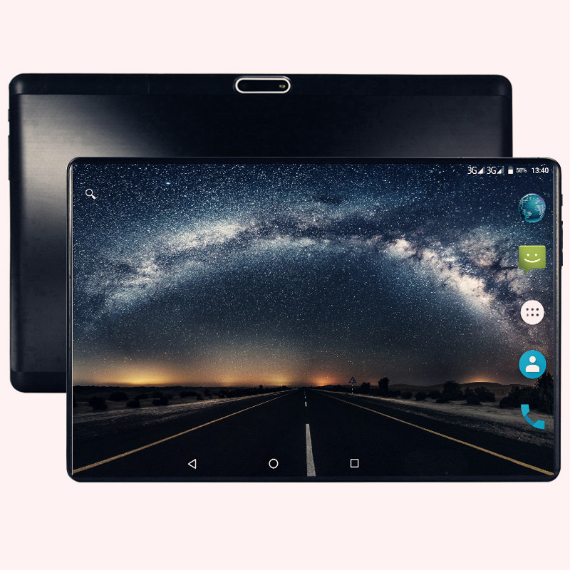 S119 10.1 Inch Tablet Screen Mutlti Touch Android 9.0 Octa Core Ram 6GB ROM 64GB Camera 5.0 MP Tablet PC Wifi 10 Tablet Pc S