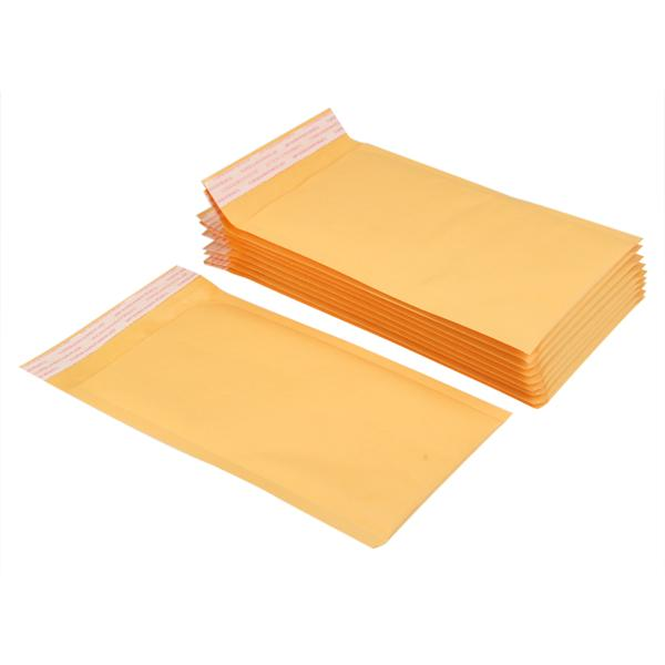 20pcs Kraft Self Seal Shipping Bubble Padded Mailers Envelopes Bags Office & School Supplies Paper Products Free Shipping