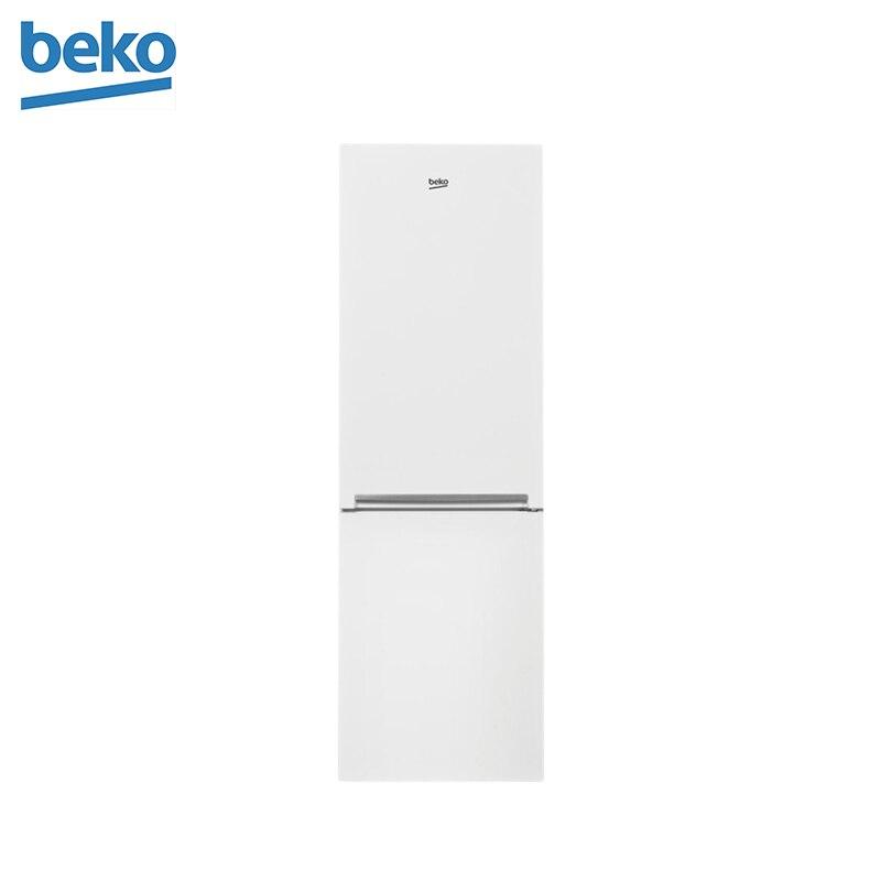 Refrigerator Beko RCNK321K00W white refrigerator beko rcnk321k00w white