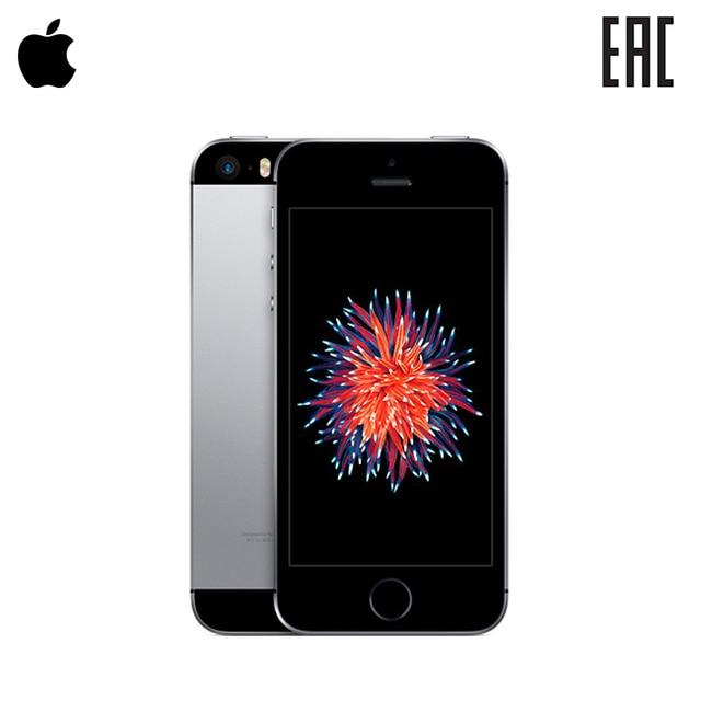 Смартфон Apple iPhone SE 128 ГБ [A1723, официальная российская гарантия]