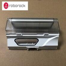 Boîte à poussière pour aspirateur xiaomi mi roborock S50/S51, pièces de rechange dorigine, poubelle avec adaptateur
