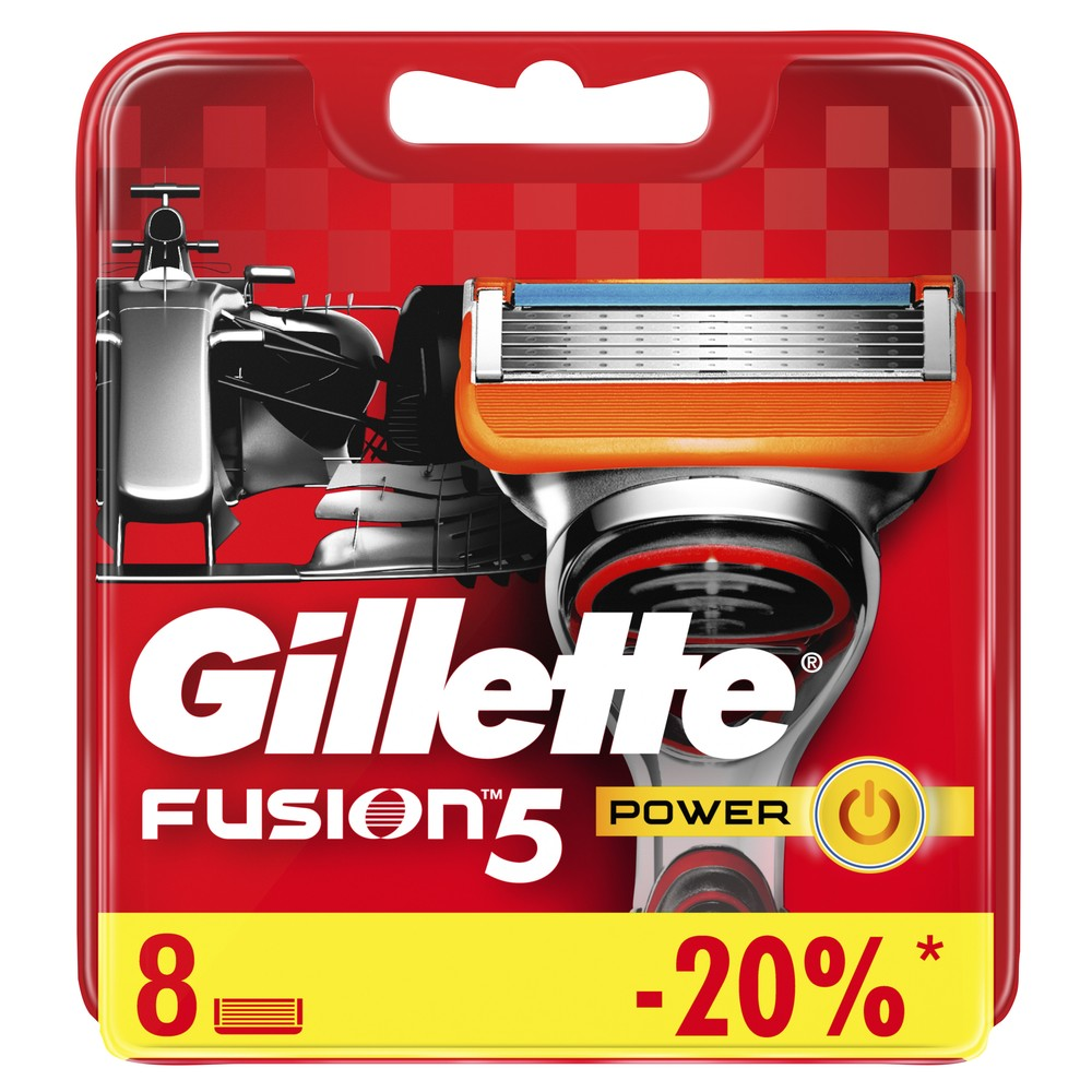 Replaceable Razor Blades for Men Gillette Fusion Power 5 Blade shaving 8 pcs Cassettes Shaving  Fusion shaving cartridge Fusion removable razor blades for men gillette fusion blade for shaving 4 replaceable cassettes shaving fusion shaving cartridge fusion