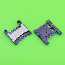 1 Piece Brand New sim card reader holder socket connector for Lenovo A288t A336 A298T S660 A518 S760 replacement.KA-207