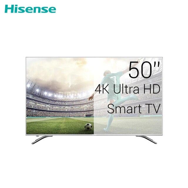 "4K Телевизор 50"" светодио дный Hisense H50A6500 смарт ТВ"