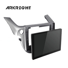 ARKRIGHT 10.1'' Android 8.1 system unit Car Radio GPS car stereo for Honda Fit 2008-2013 IPS screen auto multimedia Player DSP