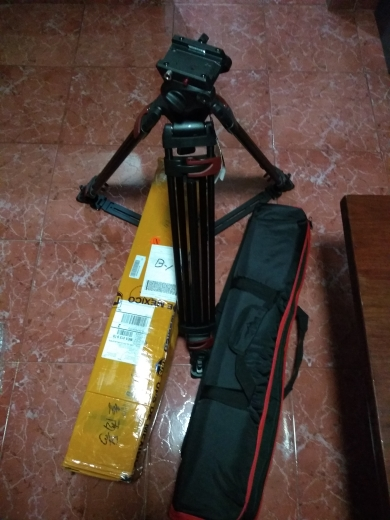 Tripés filmadora suporte miliboo
