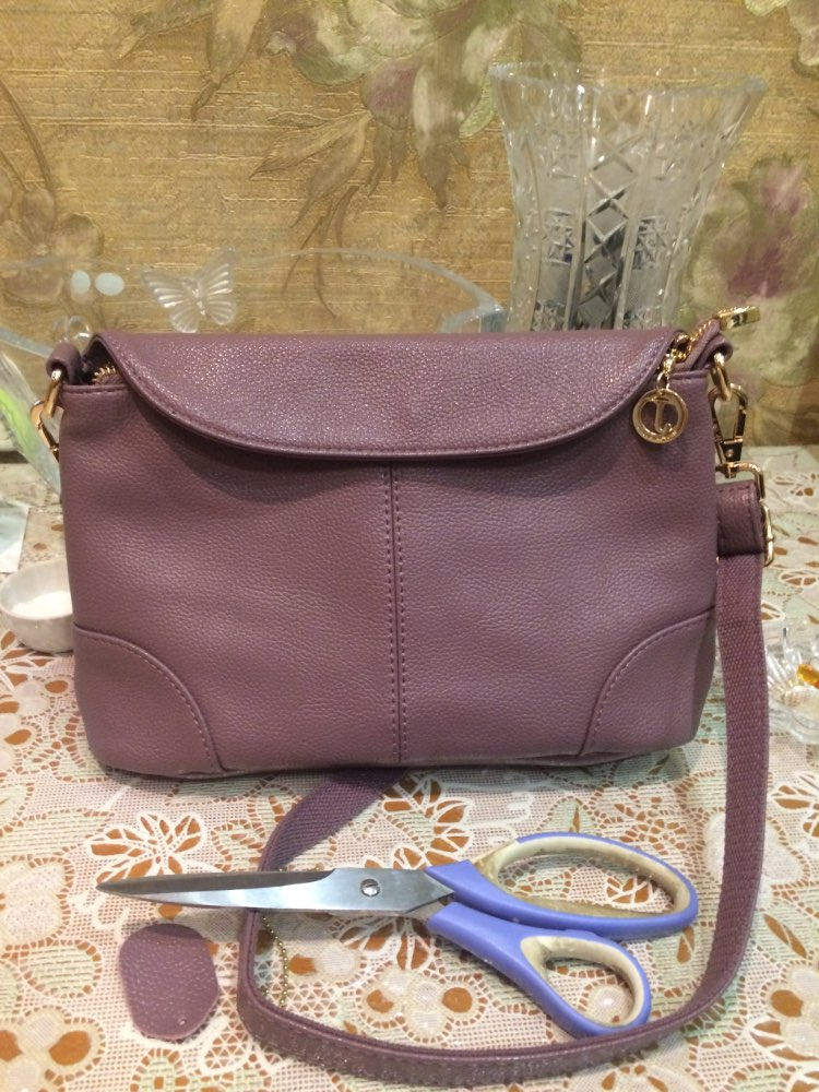 Female Messenger Bags Ladies Women Soft Genuine Leather Shoulder Bag Sac A Main Vintage Crossbody Bags For Women Flap Bag photo review