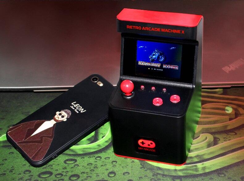 DreamGEAR MyArcade Retro Della Macchina con 200 Giochi Il Mio Arcade Mini console