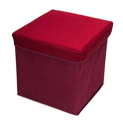 31x31x31 cm foldble ottoman modern stool for home and garden mini chair up to 80 kg 465-20531x31x31 cm foldble ottoman modern stool for home and garden mini chair up to 80 kg 465-205