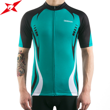 GEODASH Mtb Jersey Cycling Man Summer 2019 Good Quality Breathable Bicycle Quick Dry Shirt