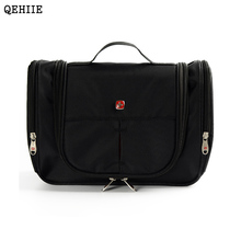 QEHIIE Men And Women Fashion Brand Travel Cosmetics Bags Multi-Functional Large-Capacity Organizers Beauty Makeup bags Essential