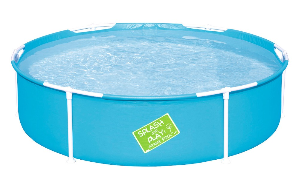 BESTWAY Swimming Pool 4292354 inflatable pools Accessories Activity & Gear tub Kids Baby for children children s inflatable swimming pool bestway with 25 balls kids