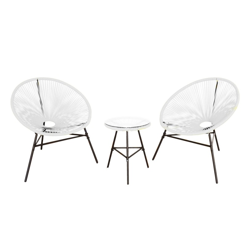 KieferGarden. Pack 2 ACAPULCO chairs. Garden Furniture. Delivery from Spain. Rattan. Outdoor furniture. Chairs Outdoor Garden.