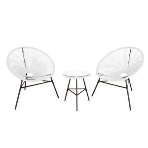 Image 1 - KieferGarden. Pack 2 ACAPULCO chairs. Garden Furniture. Outdoor furniture. Chairs Outdoor Garden. outdoor chair. garden chair