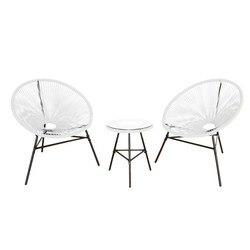 KieferGarden. Pack 2 ACAPULCO stühle. Garten Möbel. Lieferung von Spanien. Rattan. Outdoor möbel. Stühle Im Freien Garten.