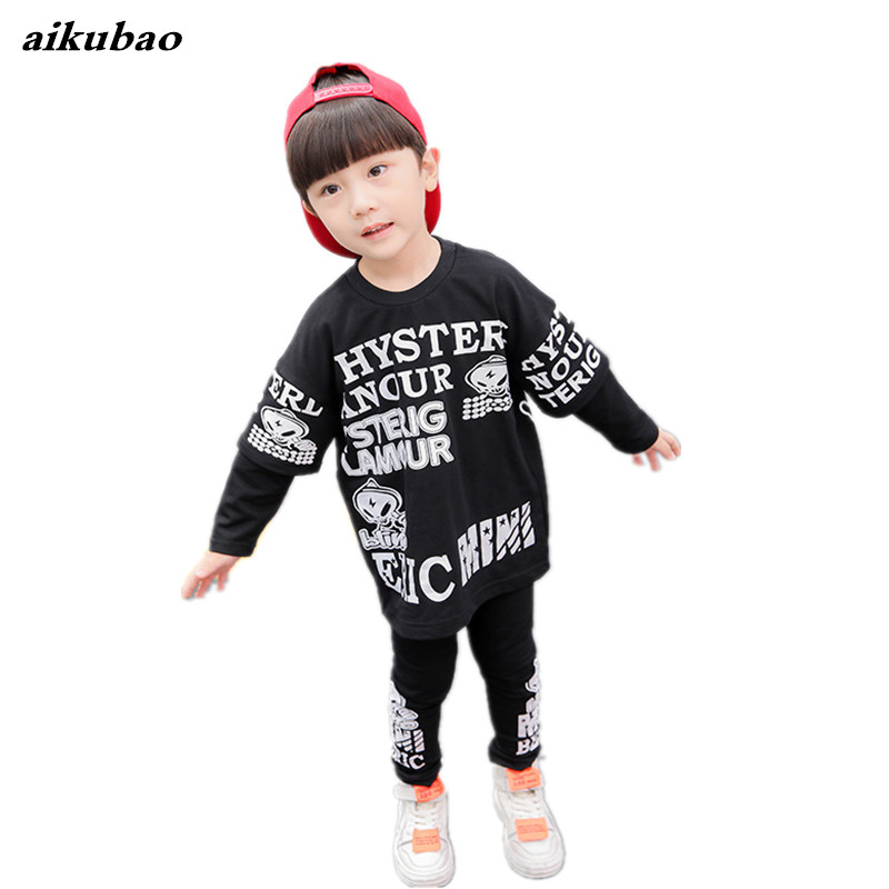 2 Pcs Baby Dress Coat and Pants Set Kids Clothes Boys Clothing Long Sleeve
