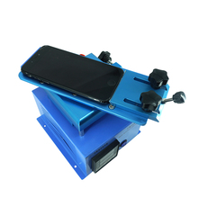 360 градусов вращающийся Мультифункциональный с ЖК-дисплеем сепаратор клеевой чистящей машины, используется для samsung edge inframe