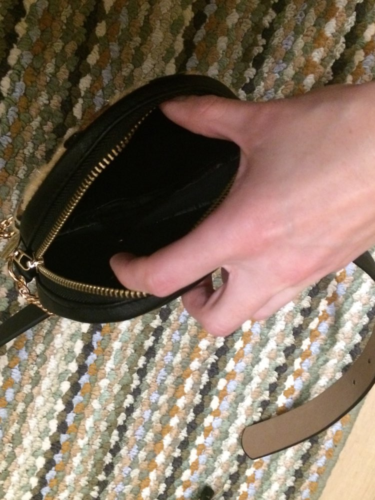 Luxury Brand Chain Leopard Print Belt Bag Women Round Pocket Waist Bag Shoulder Bags Crossbody Ladies Fanny Pack Purse Female photo review