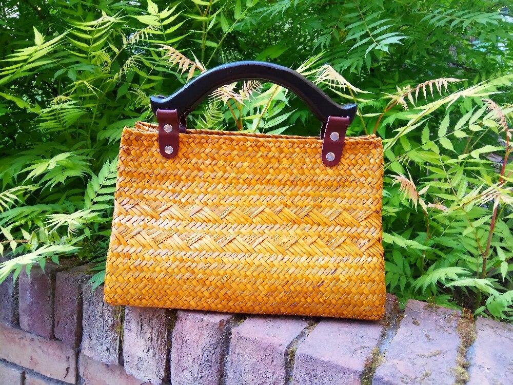 Плетеная сумочка с Алиэкспресс