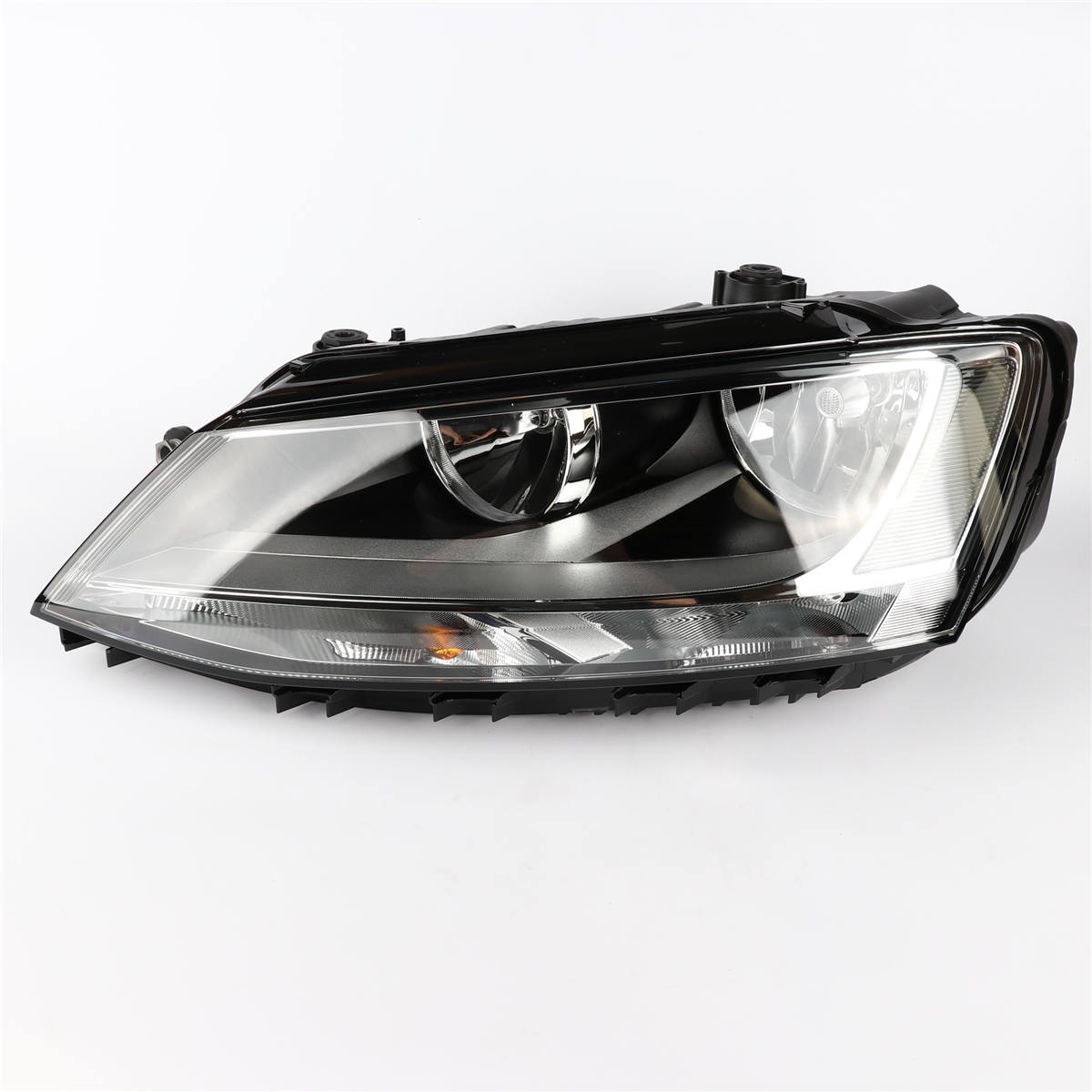 1Pcs Left Side Top Quality Genuine Front Head Light Lamp Headlight Assembly For VW Jetta MK6 L16D 941 005 front fog light assembly for vw jetta mk5 1t0 941 699 d